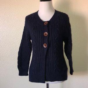 Boden wool cardigan